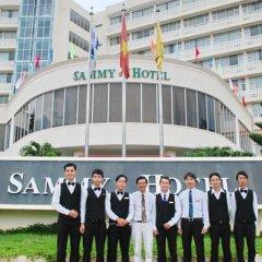 Отель Sammy Hotel Vung Tau Вьетнам, Вунгтау - отзывы, цены и фото номеров - забронировать отель Sammy Hotel Vung Tau онлайн помещение для мероприятий