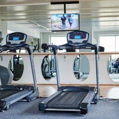 Отель Husa President Park фитнесс-зал фото 2