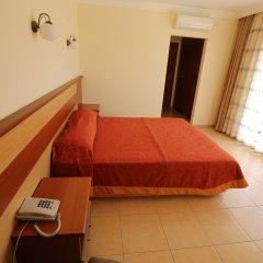 Отель Mavruka сейф в номере