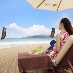 Galina Hotel & Spa пляж