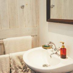Отель Villa Ayura Шри-Ланка, Галле - отзывы, цены и фото номеров - забронировать отель Villa Ayura онлайн ванная