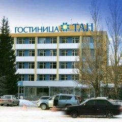 Гостиничный Комплекс Тан Уфа парковка