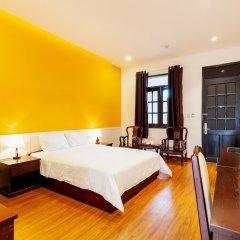 Pandora Hotel and Residence Хошимин комната для гостей фото 4
