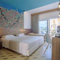Lavris Hotel Bungalows комната для гостей фото 2
