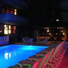 Antik Apart & Hotel Турция, Мармарис - отзывы, цены и фото номеров - забронировать отель Antik Apart & Hotel онлайн бассейн фото 2