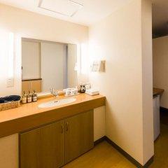 Отель Inn Withholding Ranryo Никко ванная