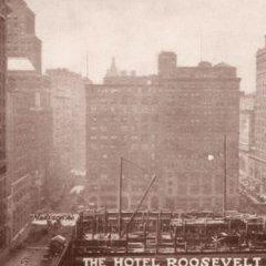 Отель The Roosevelt Hotel, New York City США, Нью-Йорк - 9 отзывов об отеле, цены и фото номеров - забронировать отель The Roosevelt Hotel, New York City онлайн сауна