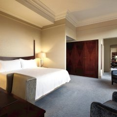 Отель Waldorf Astoria Edinburgh - The Caledonian комната для гостей фото 4