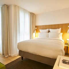 Отель 9Hotel Republique 4* Стандартный номер с различными типами кроватей фото 36