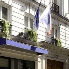 Отель Mercure Paris Opera Grands Boulevards вид на фасад фото 2