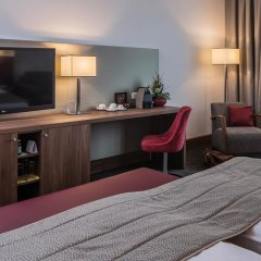 Austria Trend Hotel Europa Salzburg Зальцбург удобства в номере