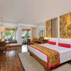 Отель Outrigger Laguna Phuket Beach Resort Таиланд, Пхукет - 8 отзывов об отеле, цены и фото номеров - забронировать отель Outrigger Laguna Phuket Beach Resort онлайн комната для гостей