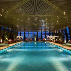 Отель Hilton Beijing Wangfujing бассейн фото 3
