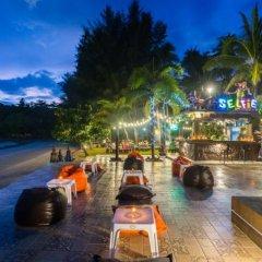 Отель Kaw Kwang Beach Resort фото 7