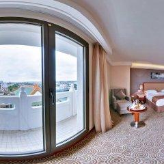 Huatian Chinagora Hotel балкон
