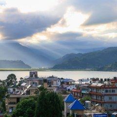 Отель Tulsi Непал, Покхара - отзывы, цены и фото номеров - забронировать отель Tulsi онлайн приотельная территория