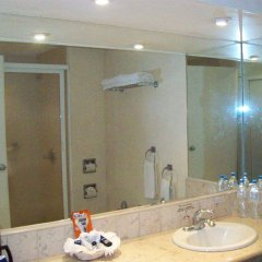 Отель Casa Inn Acapulco Мексика, Акапулько - отзывы, цены и фото номеров - забронировать отель Casa Inn Acapulco онлайн ванная
