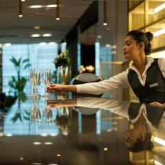 Отель Barcelo Anfa Casablanca Марокко, Касабланка - отзывы, цены и фото номеров - забронировать отель Barcelo Anfa Casablanca онлайн фитнесс-зал