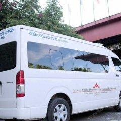 Отель Ta Residence Suvarnabhumi Бангкок городской автобус