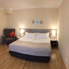 Апартаменты Limes Apartments комната для гостей