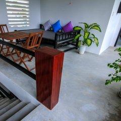 Отель An Bang Garden Homestay балкон