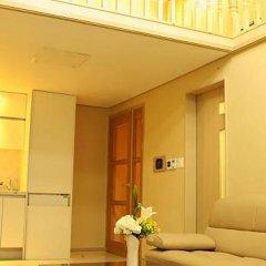 Отель GV Residence Южная Корея, Сеул - 1 отзыв об отеле, цены и фото номеров - забронировать отель GV Residence онлайн комната для гостей фото 4