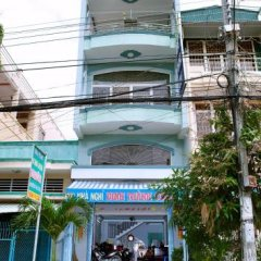 Отель Dinh Thanh Cong Guesthouse банкомат