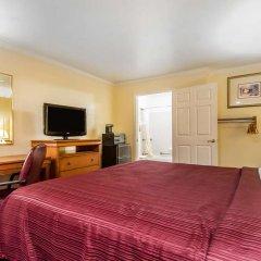 Отель Quality Inn And Suites Gilroy США, Гилрой - отзывы, цены и фото номеров - забронировать отель Quality Inn And Suites Gilroy онлайн