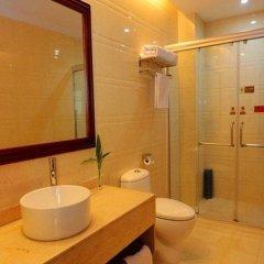 Отель Xiamen Venice Hotel Китай, Сямынь - отзывы, цены и фото номеров - забронировать отель Xiamen Venice Hotel онлайн ванная фото 2