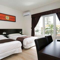 Отель El Pozo Испания, Торремолинос - 1 отзыв об отеле, цены и фото номеров - забронировать отель El Pozo онлайн комната для гостей фото 5