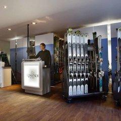 Hotel Koh-I Nor Val Thorens фитнесс-зал фото 2