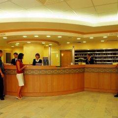 Отель Danubius Arena Будапешт интерьер отеля фото 2