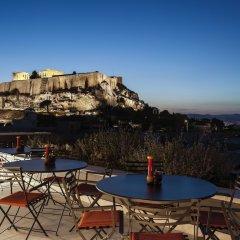 Отель ATHENSWAS Афины приотельная территория