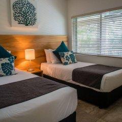 Отель The Holiday Club At Fiji Palms Вити-Леву комната для гостей фото 2
