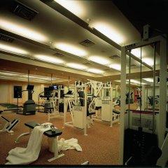 Отель Grand Hyatt Fukuoka Япония, Хаката - отзывы, цены и фото номеров - забронировать отель Grand Hyatt Fukuoka онлайн фитнесс-зал фото 3