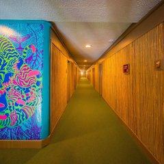 Отель The Downtowner США, Лас-Вегас - 1 отзыв об отеле, цены и фото номеров - забронировать отель The Downtowner онлайн интерьер отеля