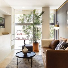 Апартаменты Beautiful Studio W/balcony Near La Condesa Мехико фото 12