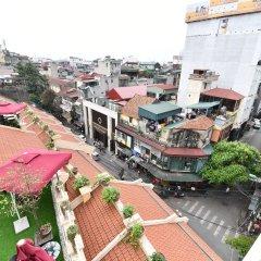 Отель Hanoi Bella Rosa Trendy Hotel Вьетнам, Ханой - отзывы, цены и фото номеров - забронировать отель Hanoi Bella Rosa Trendy Hotel онлайн