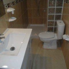 Отель Hostal Málaga ванная фото 2