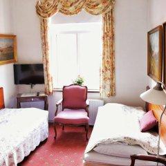 Отель POSTGAARDEN Фредерисия комната для гостей фото 4