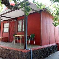 Campamento Quimpi Hostel Ла-Матанса-де-Асентехо балкон