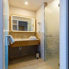 Отель Park Черногория, Каменари - отзывы, цены и фото номеров - забронировать отель Park онлайн ванная