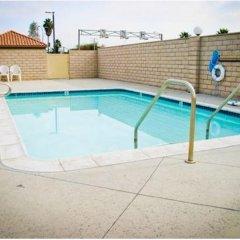 Отель Crystal Inn Suites & Spas бассейн