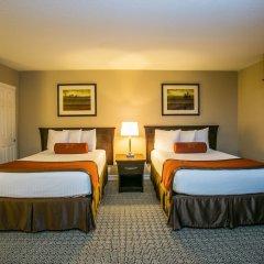 Отель Tuscany Suites & Casino сейф в номере