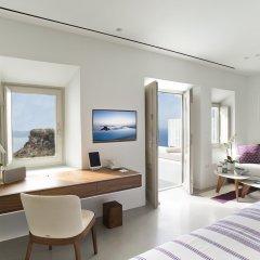 Отель Grace Santorini Полулюкс с различными типами кроватей фото 2