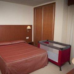 Отель Playas de Torrevieja комната для гостей фото 4