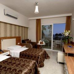 Отель Panorama Аланья комната для гостей