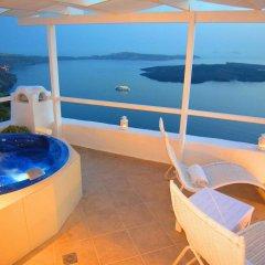 Отель Aeolos Studios and Suites балкон