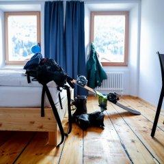 Отель Bed&Bike Tremola San Gottardo Айроло в номере