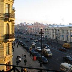 Гостиница Пансион Аничков в Санкт-Петербурге - забронировать гостиницу Пансион Аничков, цены и фото номеров Санкт-Петербург балкон